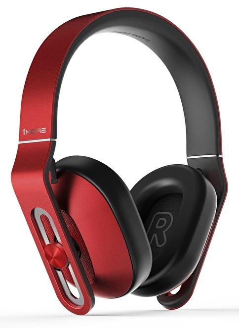 1More MK801 Kulak Üstü Kulaklık Kırmızı